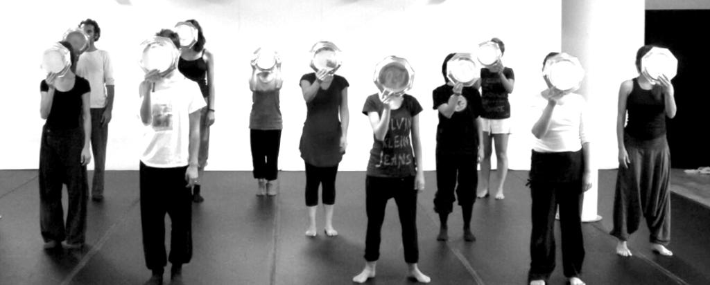 Improvvisazione, Scuola di formazione per danzeducatore® Mousiké condotta da Franca Zagatti, 2012
